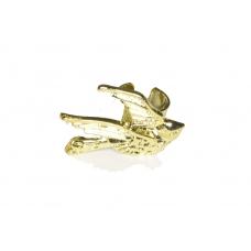 Gouden Zwaluw Ear Cuff