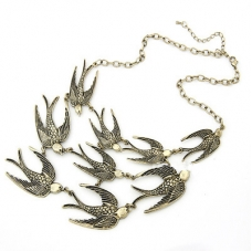 Gouden Zwaluwen Ketting