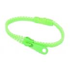 Groene Rits Armband