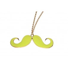 Grote Lime Snor Ketting