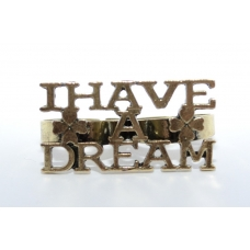 'I have a dream' Ring