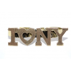 'I Love NY' Ring