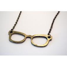 Gouden Brillen Ketting