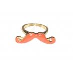 Kleine Rode Snor Ring