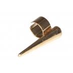 Koperen Pin Ear Cuff