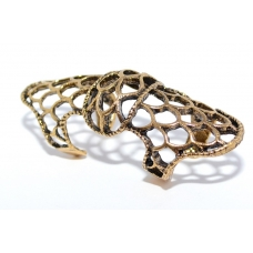 Oud Gouden Armor Classic Ring