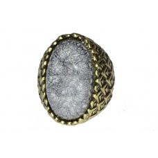 Grijze Classic Ring