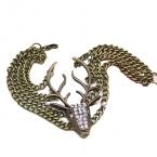 Oud Gouden Hert Armband