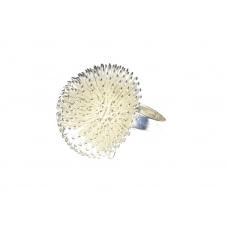 Pollen Bloem Ring