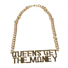 Queens Get The Money Ketting