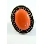 Oranje Steen Ring