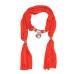 Rode Sjaal Met Hart