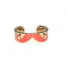 Rode Snor Armband