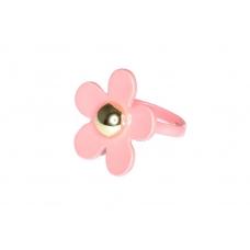 Roze Bloem Ring 'II'