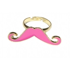 Roze Snor Ring
