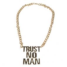 Trust No Man Ketting