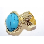 Turquoise Classic Ring