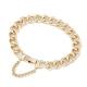 Unieke Gouden Chain Armband