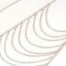Zilveren Kettingen Body Chain