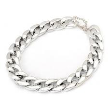 Zilveren Chain Halsketting
