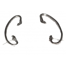 Zilveren Classic Ear Cuffs