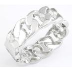 Zilveren Gewoven Armband
