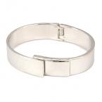 Zilveren Luxe Cirkel Armband