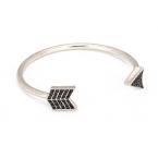 Zilveren Pijl Armband