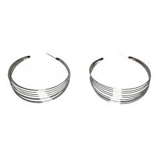 Zilveren Ringen Oorbellen