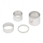 Zilveren Ringen Set II