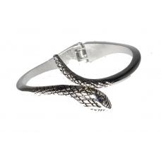 Zilveren Slang Armband