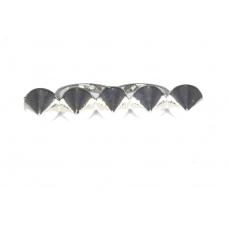 Zilveren Studs Ring