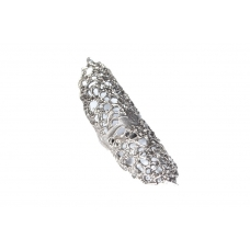 Zilveren Vinger Ring