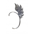 Zilveren Angel Wing Ear Cuff