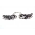 Zilveren Wing Ring