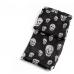 Zwarte Doodskop Sjaal